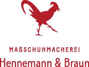 Logo der Maßschuhmacherei Hennemann & Braun aus Berlin