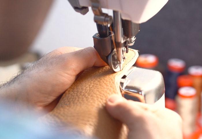 Handgenähte Maßschuhe aus zertifiziertem, regionalem Leder