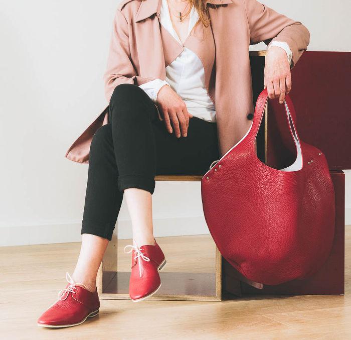 Der CHIXS Shopper – die Handtasche für elegante Pragmatikerinnen